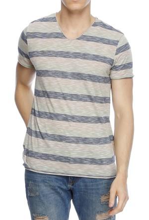 Loft Çizgili Erkek T-Shirt 2014510