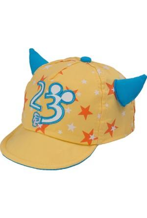 Bay Şapkacı Unisex Çocuk Devil Kep Şapka