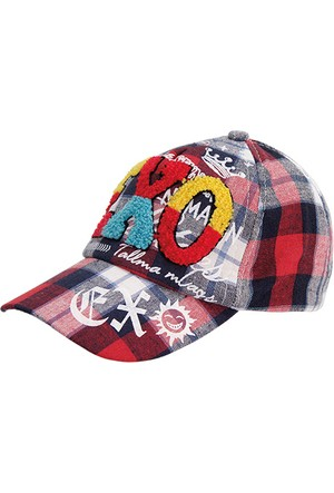 Bay Şapkacı Erkek Çocuk Exo Basıkılı Kep Şapka