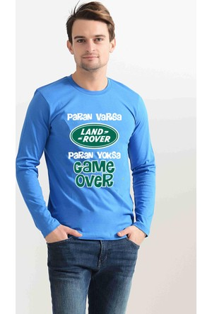 Tshirthane Paran Varsa Land Rover Sweat-Shirt