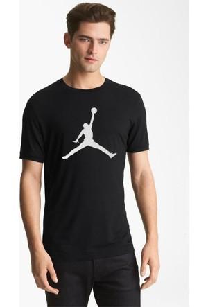Tshirthane Nba Aır Jordan Micheal Jordan Siyah T-Shirt