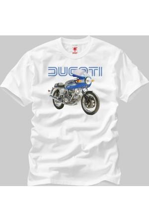 Crazy Ducati 900SS 1976 Erkek T-Shirt