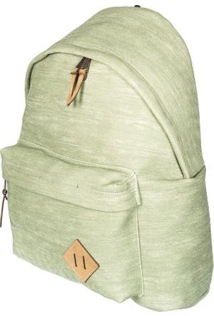 Fanucci Poliüretan Sırt Çantası SGSRT9000-7 Yeşil