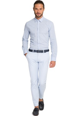 Cacharel Erkek Spor Pantolon Beyaz