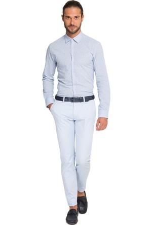 Cacharel Erkek Gömlek Açık Mavi