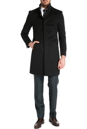 Cacharel Erkek Palto Siyah