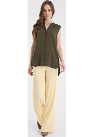 Collezione Kadın Gömlek Kısa Kol Vatra