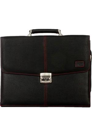 My Luggage My Business Omuz Askılı Şık Tasarım Evrak Çantası
