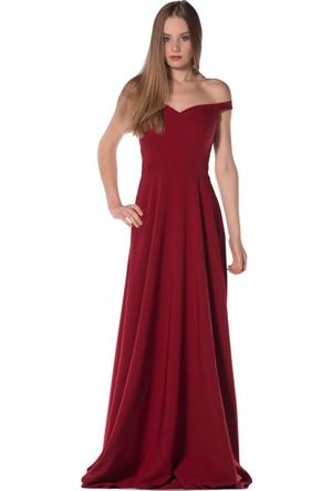 Tailor Kayık Yaka Elbise