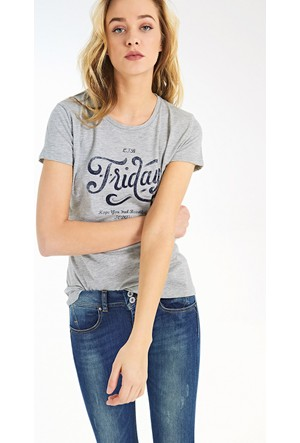 Ltb Kadın T-Shirt Molija T/S