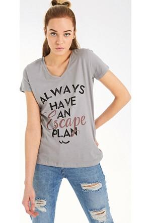 Ltb Kadın T-Shirt Nowika T/S