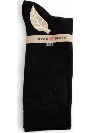 DeepSEA Siyah Desenli Uzun Erkek Çorap 1707066-002