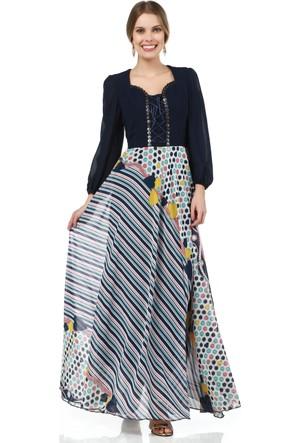 Berg Kadın Uzun Elbise