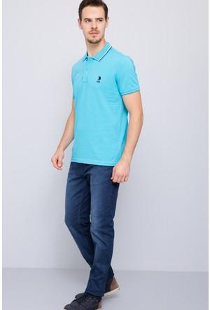 U.S. Polo Assn. Humbert T-Shirt Turkuaz