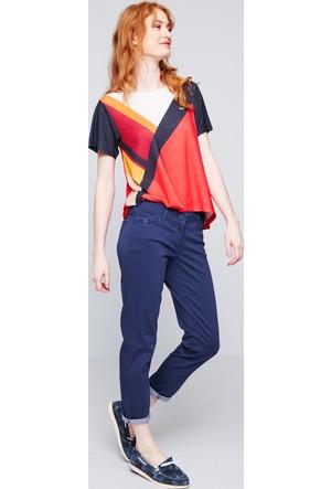 U.S. Polo Assn. Kadın Prettx7Y Pantolon Lacivert