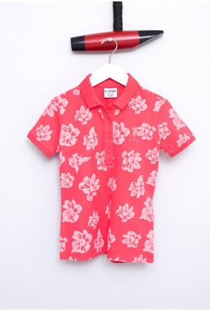 U.S. Polo Assn. Kız Çocuk Vable T-Shirt Pembe