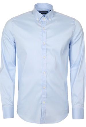 Lufian Erkek Uzun Kollu Gömlek Lf15Wmsh9106