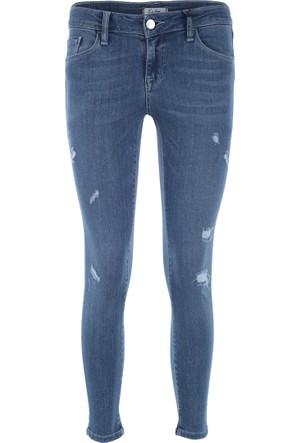 Exxe Jeans Kadın Kot Pantolon 8002F6371Sandra