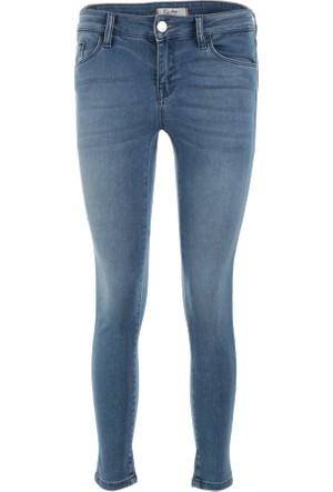 Exxe Jeans Kadın Kot Pantolon 8002H632Sandra