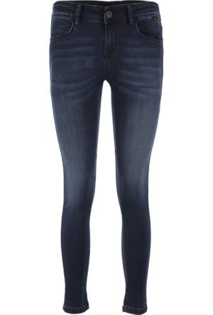 Exxe Jeans Kadın Kot Pantolon 8003H6341Sandra