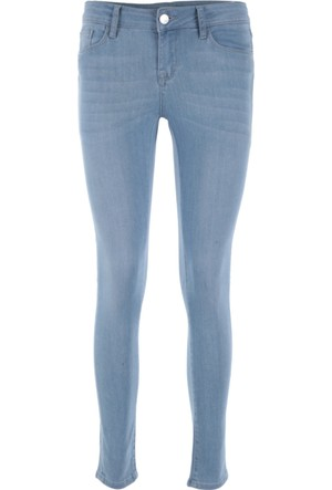 Exxe Jeans Kadın Kot Pantolon 8010F637Samenta