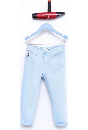 U.S. Polo Assn. Erkek Çocuk Mikekids7Y-Ing Pantolon Mavi