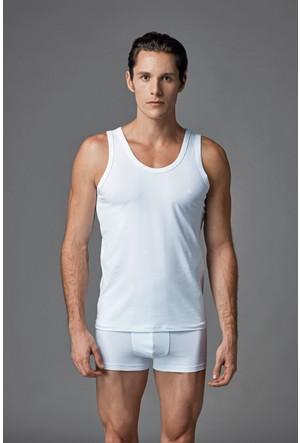 Eros Erkek 2'li Atlet Beyaz ES011500