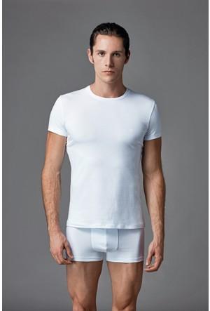 Eros Erkek 2'li Atlet Beyaz ES011503