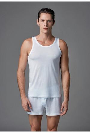 Eros Erkek 2'li Modal Atlet Beyaz ES011510