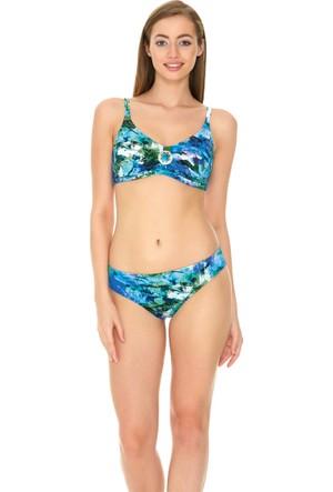 Dagi Kadın Bikini Takımı Yeşil B0117Y3470