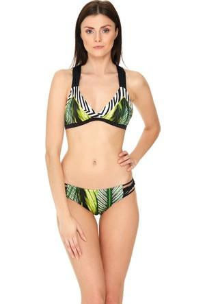 Dagi Kadın Bikini Takımı Yeşil B0117Y3910