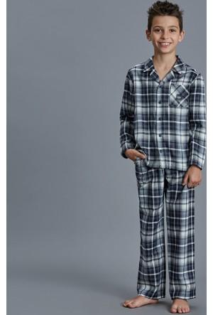Dagi Erkek Çocuk Pijama Takımı Yeşil C0216K0180