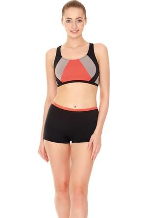 Dagi Kadın Yüzücü Bikini Takımı Pembe B0117Y0050