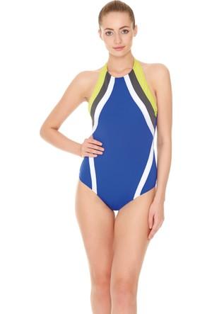 Dagi Kadın Yüzücü Mayo Saks B0117Y0330