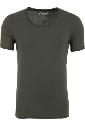Jack & Jones Erkek T-Shirt 12111154