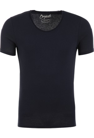 Jack & Jones Erkek T-Shirt 12111154