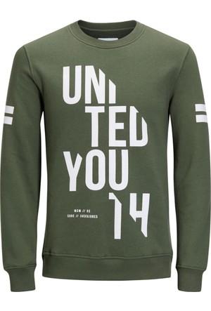 Jack & Jones Erkek Sweatshirt 12122600