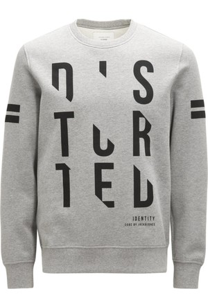 Jack & Jones Erkek Sweatshirt 12122600