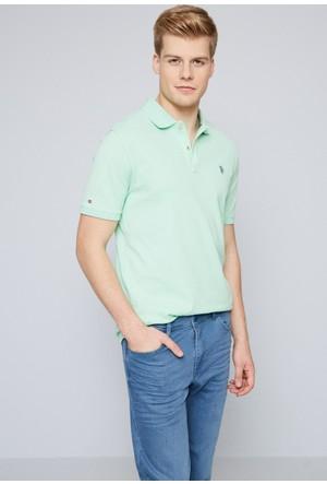 U.S Polo Assn. Tp03İy7 Erkek T-Shirt