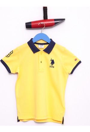 U.S Polo Assn. Sd01İy7 Erkek Çocuk T-Shirt