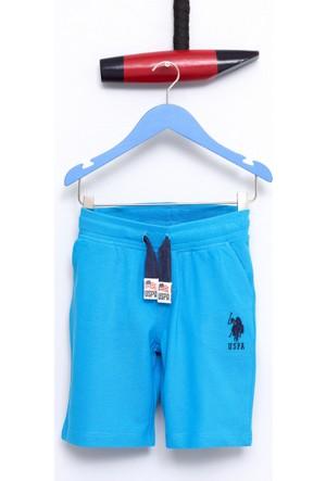 U.S Polo Assn. Gunderiy7 Erkek Çocuk Örme Bermuda