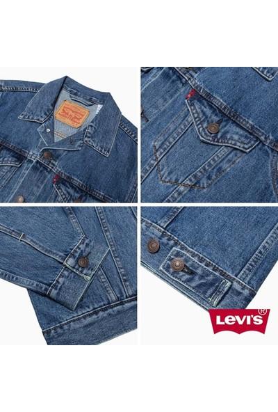 Levis Erkek Jean Ceket 72334-0130 The Trucker Jacket