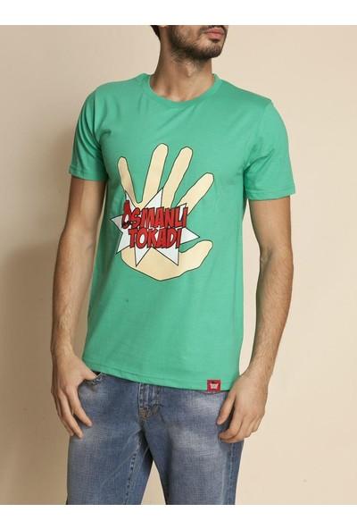 Tshirthane Osmanlı Tokadı Ekrukısa Kollu T-Shirt