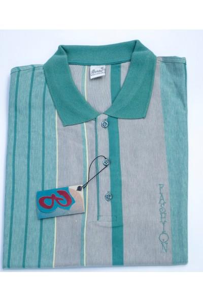 Bensu Pamuklu Polo Yaka T-Shirt 623