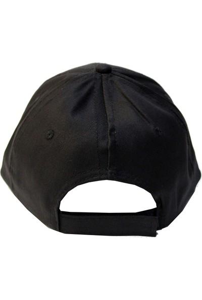 Modaroma Piercingli Siyah Şapka