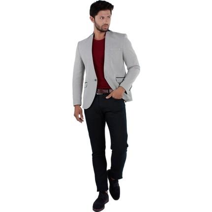 42a3ec50cbf66 Brango 55104-7 Dar Kalıp Sabin Lacivert Pantolon Fiyatı