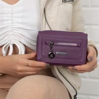 Lederax LD190 Suni Deri Kadın El Cüzdanı