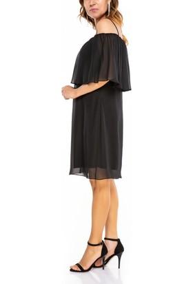 Melisita Bertas Büyük Beden Elbise