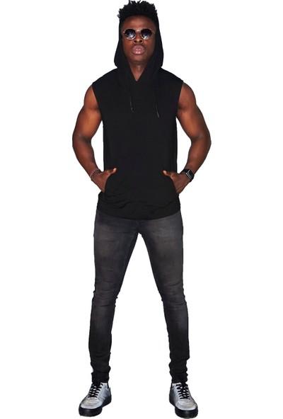 Gang Fıghter Siyah Atlet