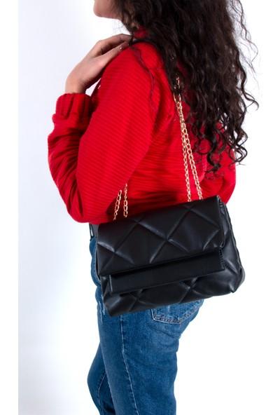 Byhakan HK-061 Kadın Çapraz Çanta Siyah